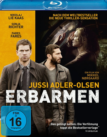 Erbarmen Blu-ray Review Cover
