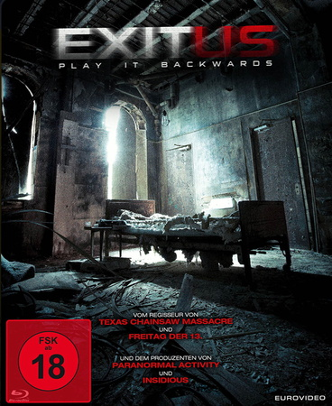 ExitUS - Play it Backwards Blu-ray Review Cover