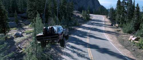 Fast & Furious 7 Extended Version Blu-ray Review Szene 3