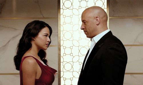 Fast & Furious 7 Extended Version Blu-ray Review Szene 5