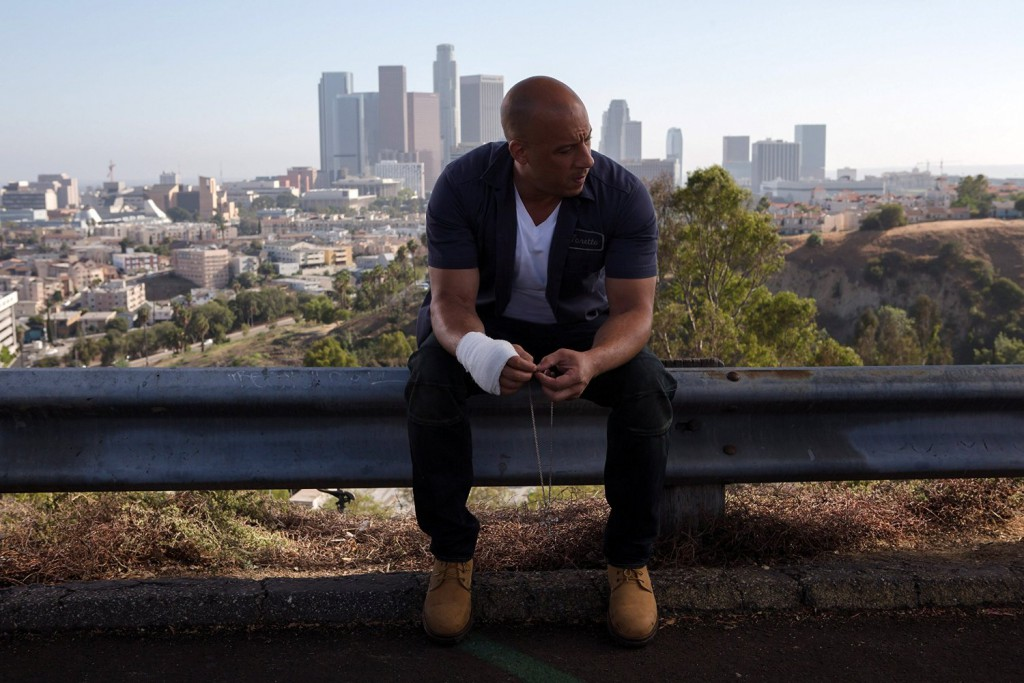 Fast & Furious 7 Extended Version Blu-ray Review Szene 6