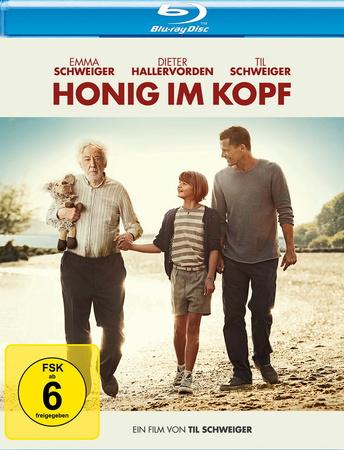 Honig im Kopf Blu-ray Review Cover