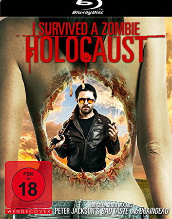 I Survived a Zombie Holocaust Blu-ray Review Cover