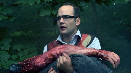 I Survived a Zombie Holocaust Blu-ray Review Szene 1