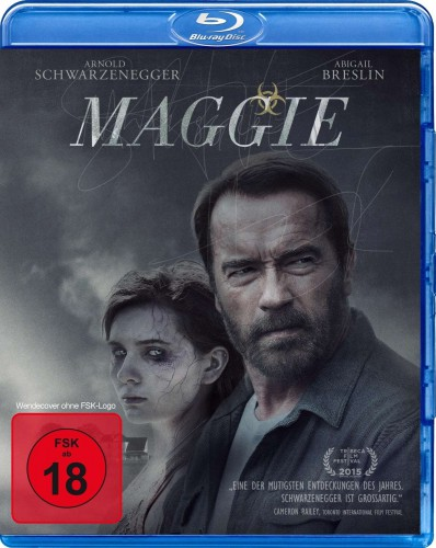 Maggie Blu-ray Review Cover