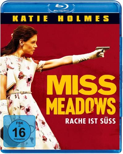 Miss Meadows - Rache ist süß Blu-ray Review Cover