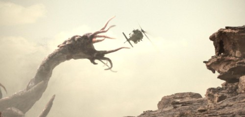 Monsters Dark Continent Blu-ray Review Szene 2