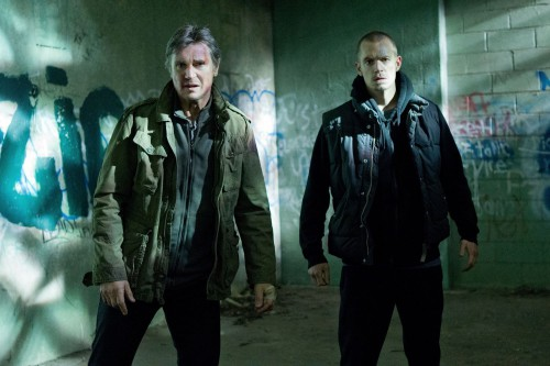 Run All Night Blu-ray review Szene 1