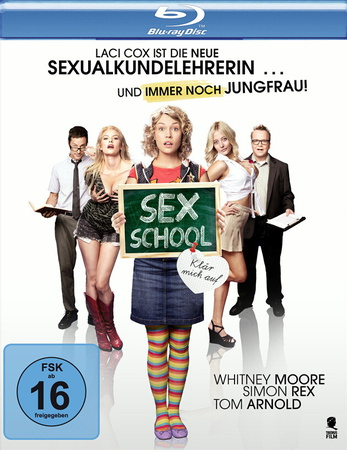 Sex School - Klär mich auf Blu-ray Review Cover