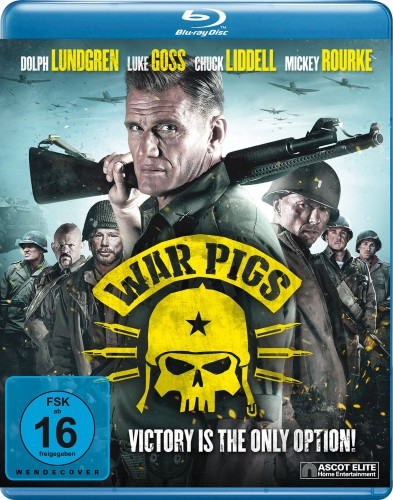 War Pigs - Victory is the only Option Blu-ray Review Cover