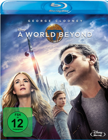 A World Beyond Blu-ray Review Cover