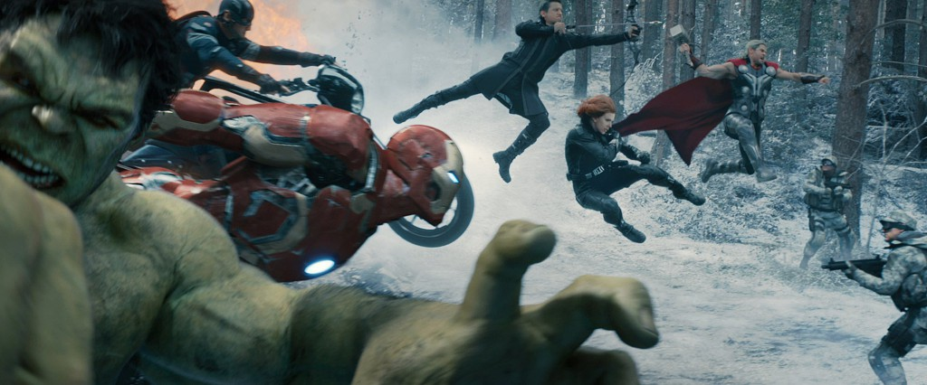 Avengers - Age of Ultron Blu-ray Review Szene 4