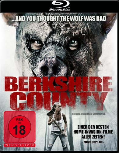 Berkshire County - and you thought the wolf was bad Blu-ray Review Cover