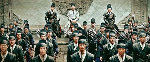 Brotherhood of Blades Kaiserliche Assassins Blu-ray Review Szene 1
