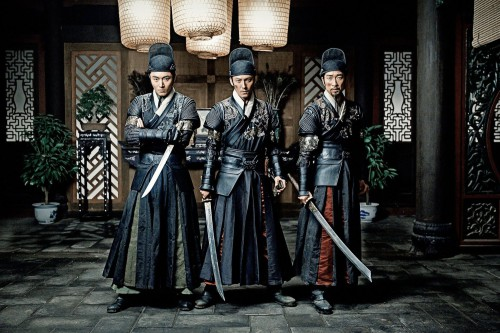 Brotherhood of Blades Kaiserliche Assassins Blu-ray Review Szene 2