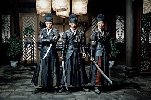 Brotherhood of Blades Kaiserliche Assassins Blu-ray Review Szene 2