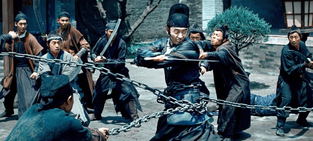 Brotherhood of Blades Kaiserliche Assassins Blu-ray Review Szene 6