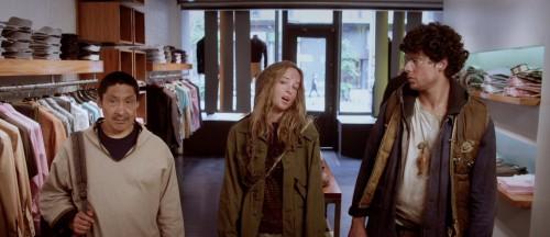 Chloe rettet die Welt Blu-ray Review Szene 1