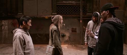 Chloe rettet die Welt Blu-ray Review Szene 4
