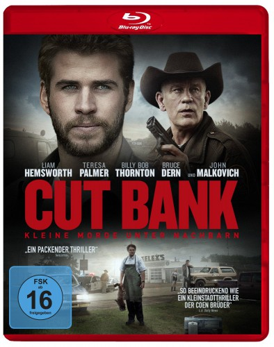 Cut Bank - Kleine Morde unter Nachbarn Blu-ray Review Cover