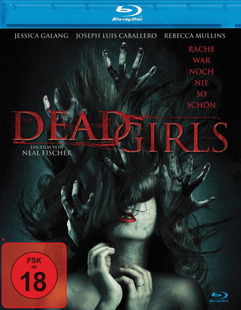 Dead Girls - Rache war noch nie so schön Blu-ray Review Cover