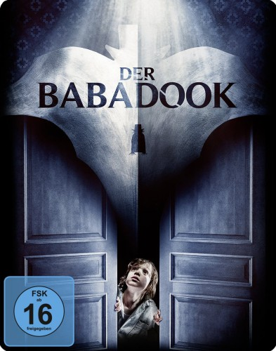 Der Babadook Blu-ray Review Cover