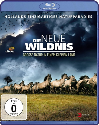 Die neue Wildernis - Große Natur in einem kleinen Land Blu-ray Review Cover