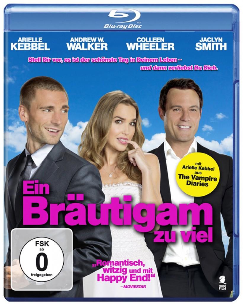 Ein Bräutigam zu viel Blu-ray Review Cover