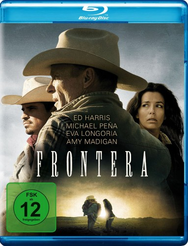 Frontera Blu-ray Review Cover