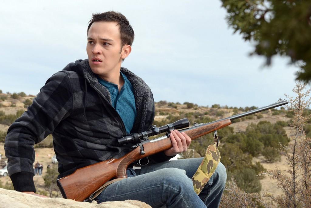 Frontera Blu-ray Review Szene 3