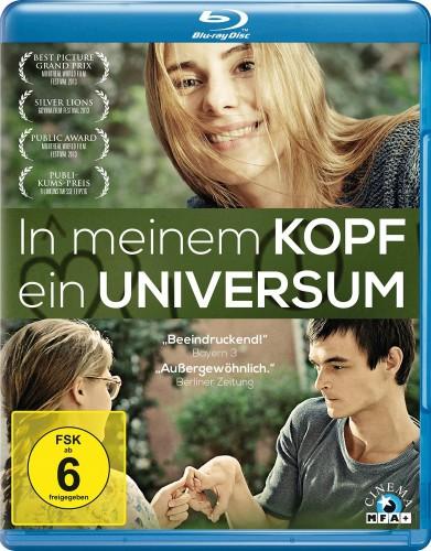 In meinem Kopf ein Universum Blu-ray Review Cover
