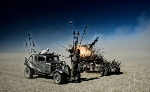 Mad Max Fury Road 3D Blu-ray Review Szene 2