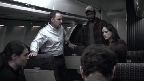 Missing - Terror at 35,000 Feet Blu-ray Review Szene 5