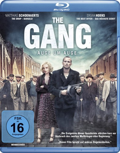 The Gang - Auge um Auge Blu-ray Review Cover