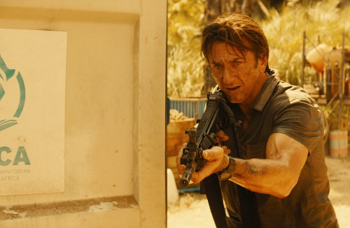 The Gunman Blu-ray Review Szene 1