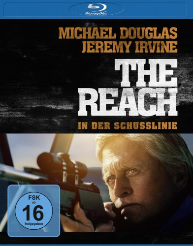 The Reach - In der Schusslinie Blu-ray Review Cover