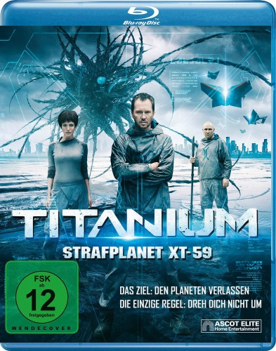 Titanium - Strafplanet XT-59 Blu-ray Review Cover