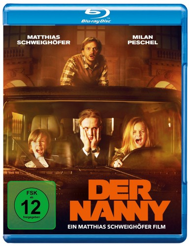 Der Nanny Blu-ray Review Cover