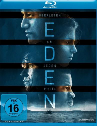Eden - Überleben um jeden Preis Blu-ray Review Cover