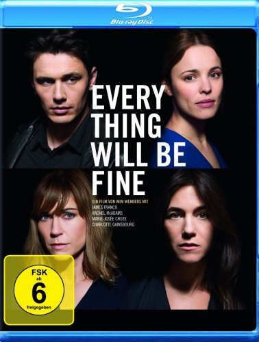 Every Thing Will Be Fine Blu-ray Review Cover