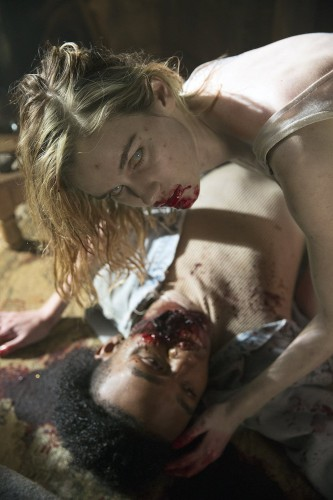 Fear the Walking Dead - komplette erste Staffel Season 1 Blu-ray Review Szene 1