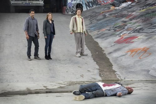 Fear the Walking Dead - komplette erste Staffel Season 1 Blu-ray Review Szene 5