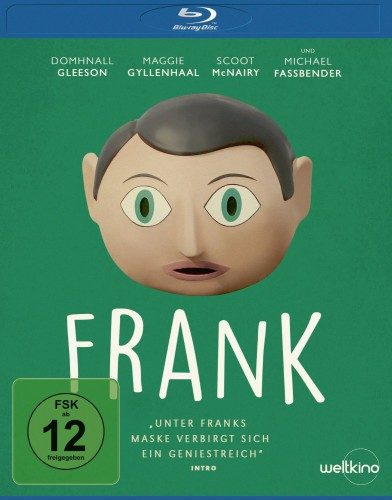 Frank Blu-ray Review Cover