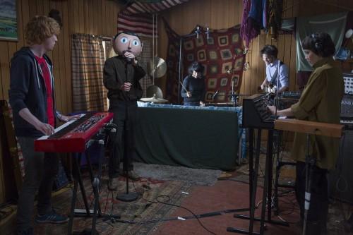 Frank Blu-ray Review Szene 1
