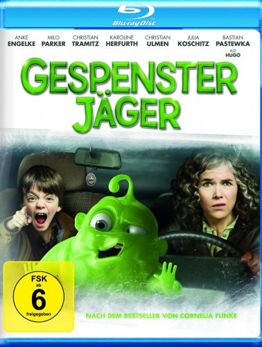 Gespensterjäger Blu-ray Review Cover