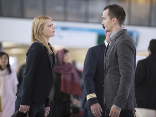 Homeland die komplette Staffel 4 Season 4 Blu-ray Review Szene 3