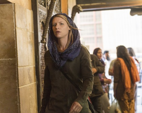 Homeland die komplette Staffel 4 Season 4 Blu-ray Review Szene 2