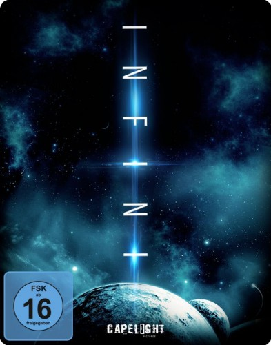 Infini Blu-ray Review Cover