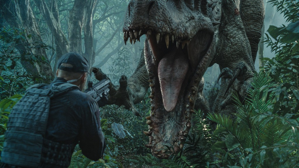 Jurassic World Blu-ray Review Szene 12