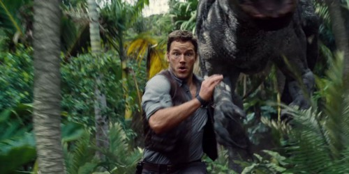 Jurassic World Blu-ray Review Szene 13